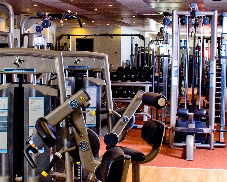 sportschool 15 jaar